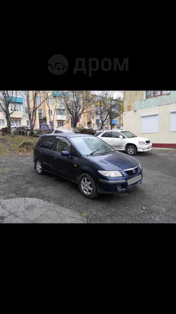 Mazda Premacy, 1999 год, 100 000 руб.