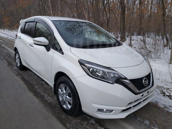 Nissan Note, 2018 год, 560 000 руб.