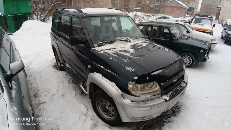 УАЗ Патриот, 2007 год, 210 000 руб.