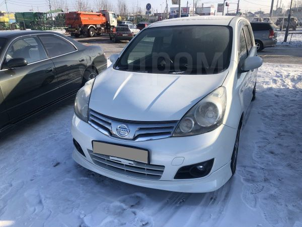 Nissan Note, 2010 год, 400 000 руб.