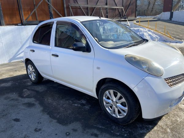 Nissan March, 2006 год, 240 000 руб.