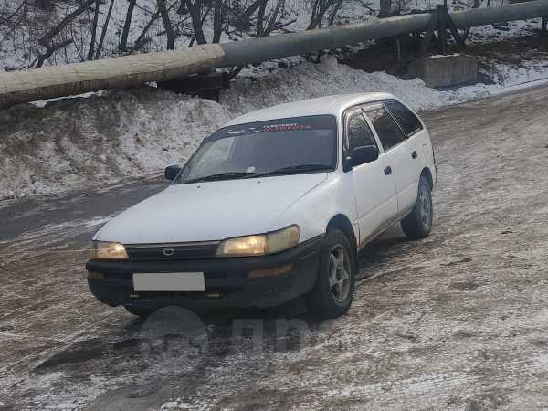 Toyota Corolla, 1997 год, 89 000 руб.
