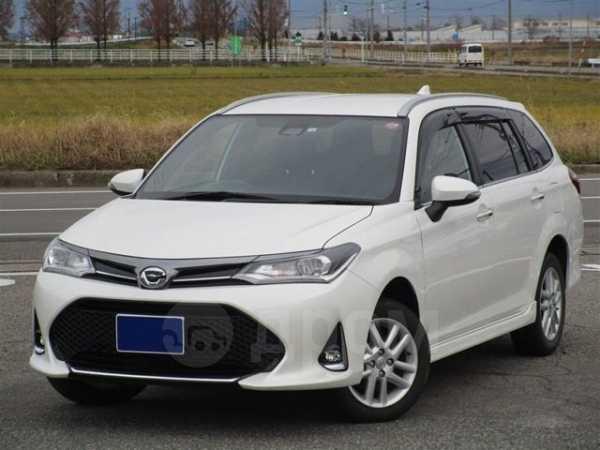 Toyota Corolla Fielder, 2018 год, 557 000 руб.