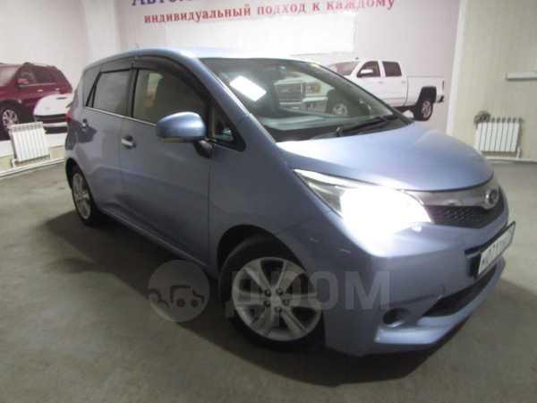 Subaru Trezia, 2011 год, 530 000 руб.