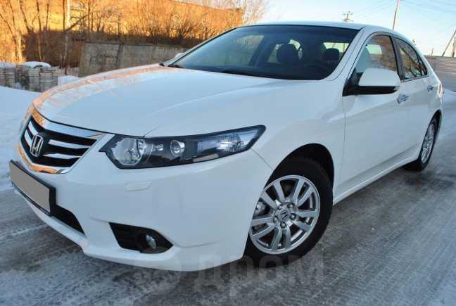 Honda Accord, 2013 год, 839 000 руб.