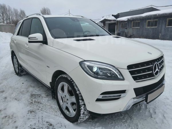Mercedes-Benz M-Class, 2012 год, 1 740 000 руб.