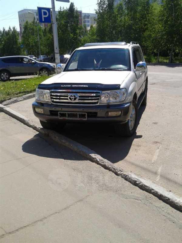 Toyota Land Cruiser, 2001 год, 1 050 000 руб.