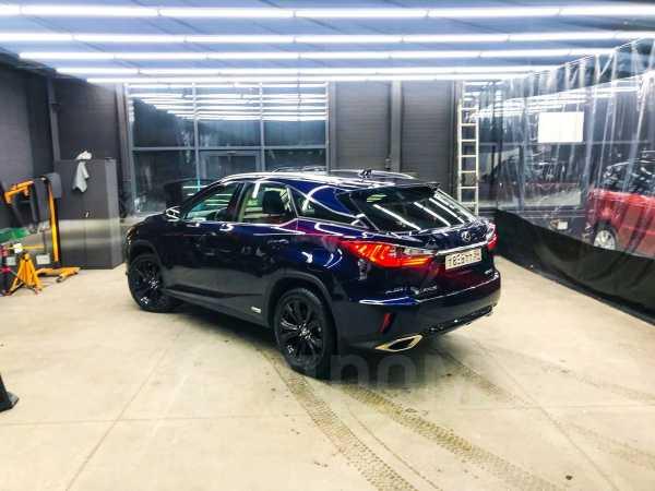 Lexus RX300, 2018 год, 2 850 000 руб.