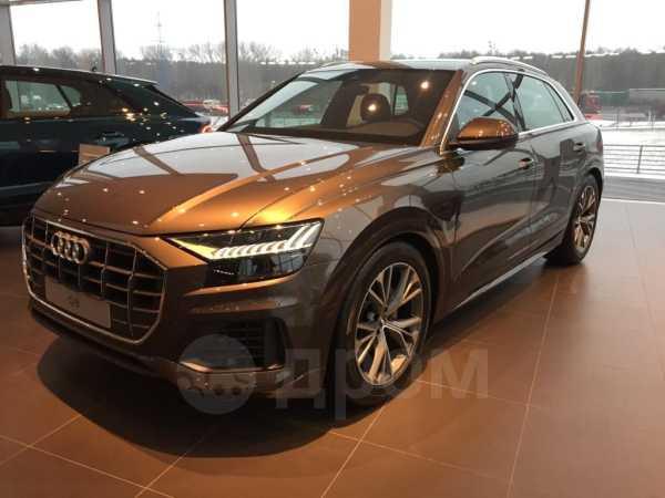 Audi Q8, 2019 год, 5 950 000 руб.