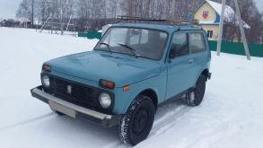 Нефтекамск 4x4 2121 Нива 1987