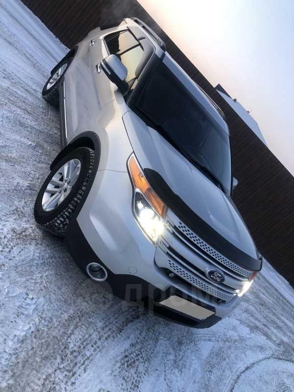 Ford Explorer, 2013 год, 1 165 000 руб.