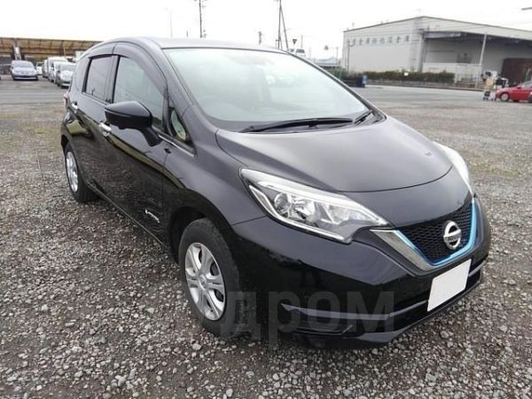 Nissan Note, 2017 год, 790 000 руб.