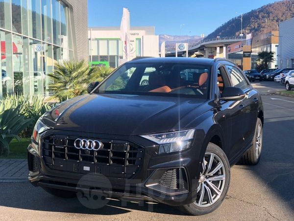 Audi Q8, 2019 год, 6 455 000 руб.