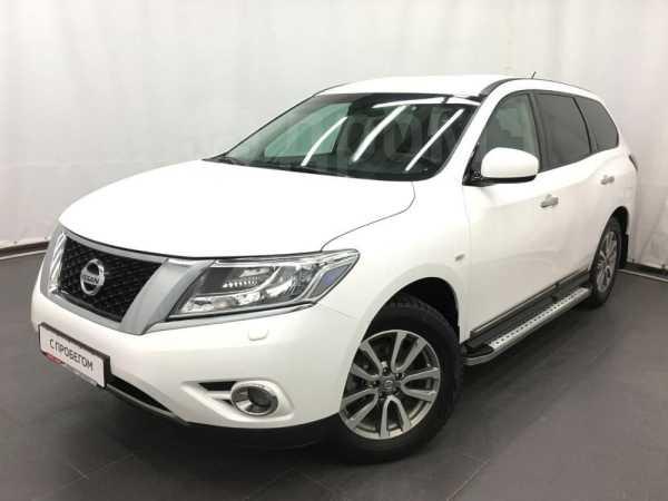 Nissan Pathfinder, 2016 год, 1 169 000 руб.