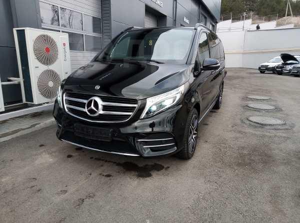 Mercedes-Benz V-Class, 2019 год, 4 300 000 руб.