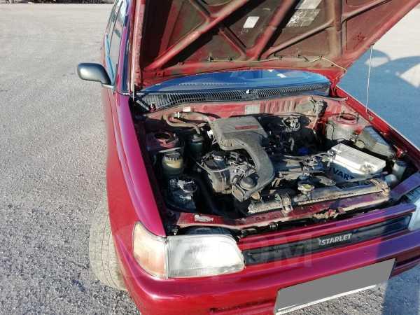 Toyota Starlet, 1991 год, 220 000 руб.