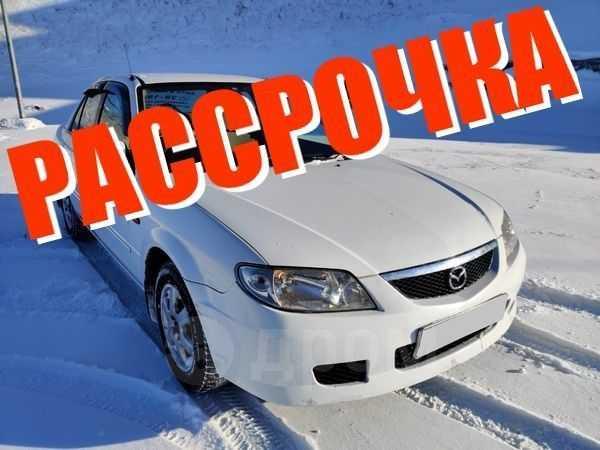 Mazda Familia, 2002 год, 210 000 руб.