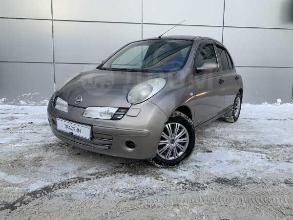 Nissan Micra, 2005 год, 299 000 руб.
