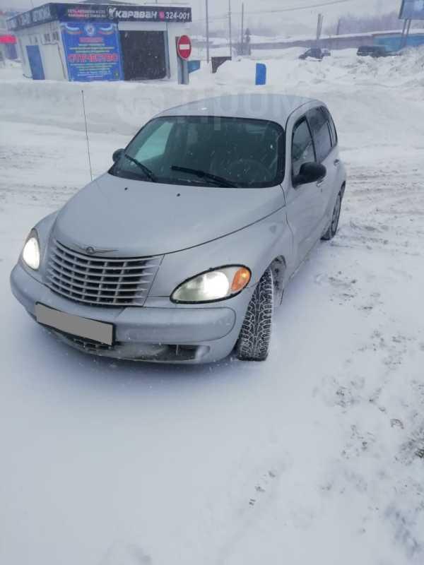 Chrysler PT Cruiser, 2001 год, 200 000 руб.