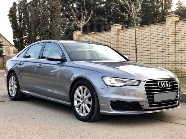 Audi A6, 2015 год, 1 380 000 руб.