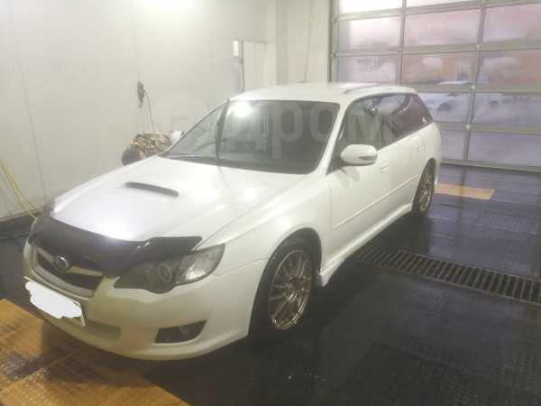 Subaru Legacy, 2007 год, 600 000 руб.