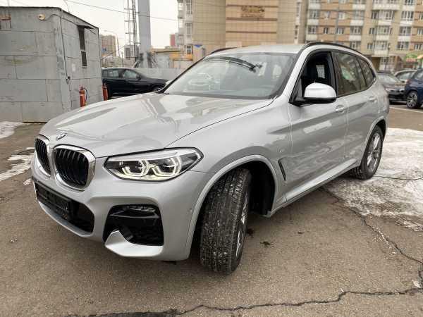 BMW X3, 2018 год, 3 773 900 руб.