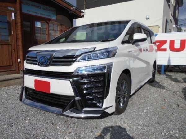 Toyota Vellfire, 2018 год, 1 493 000 руб.