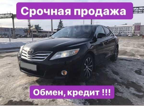 Toyota Camry, 2010 год, 725 000 руб.