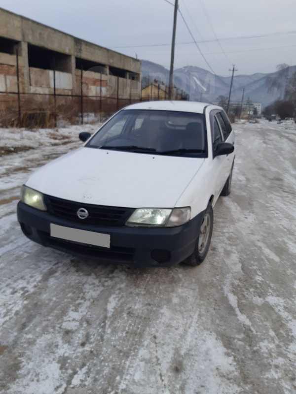 Nissan AD, 2002 год, 100 000 руб.