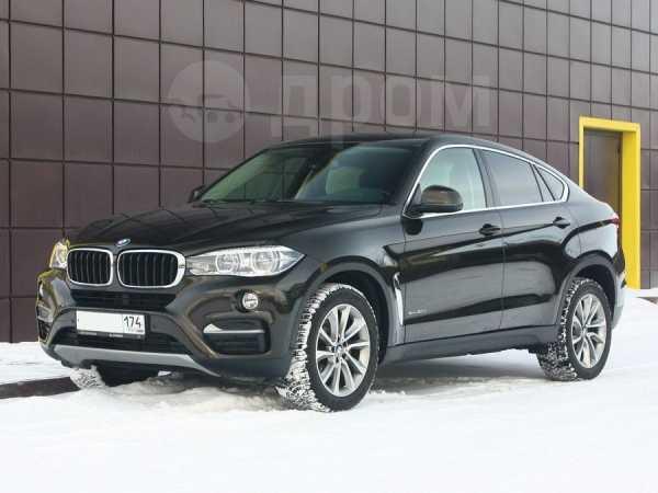 BMW X6, 2017 год, 3 485 000 руб.