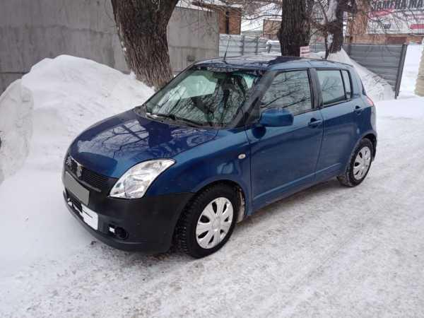 Suzuki Swift, 2008 год, 199 000 руб.