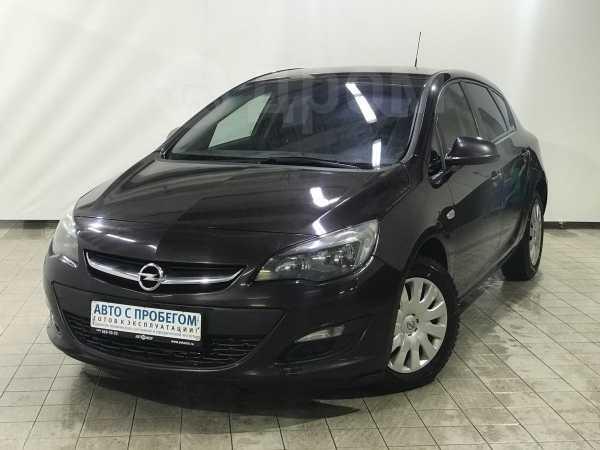 Opel Astra, 2013 год, 403 533 руб.