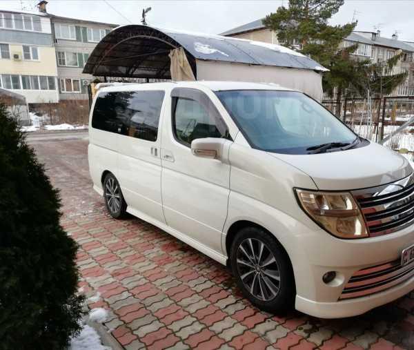 Nissan Elgrand, 2004 год, 470 000 руб.