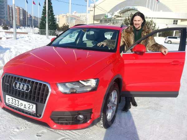 Audi Q3, 2014 год, 1 800 000 руб.