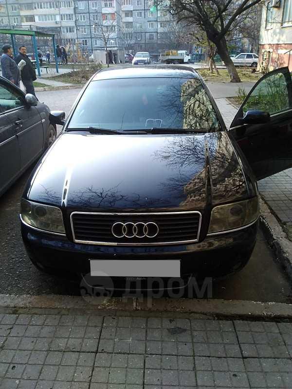 Audi A6, 2002 год, 310 000 руб.