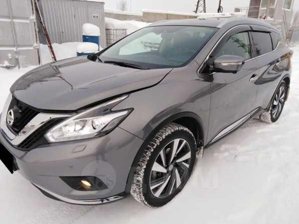 Nissan Murano, 2018 год, 2 300 000 руб.
