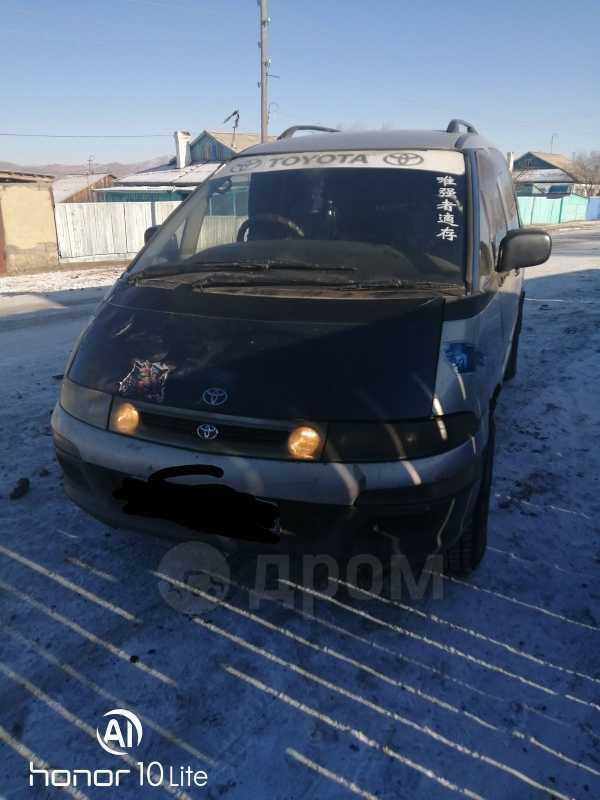 Toyota Estima Emina, 1992 год, 160 000 руб.