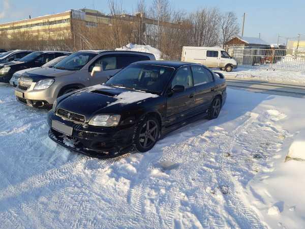 Subaru Legacy B4, 2000 год, 300 000 руб.