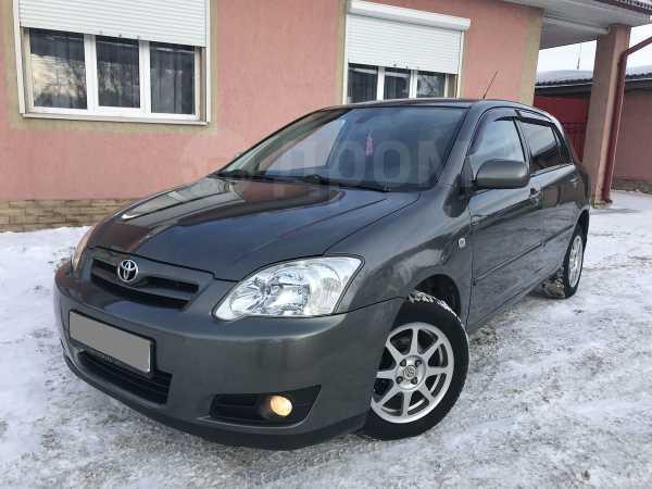 Toyota Corolla, 2005 год, 427 000 руб.