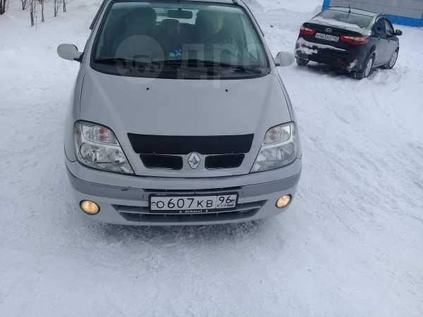 Renault Scenic, 2002 год, 220 000 руб.
