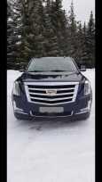 Cadillac Escalade, 2018 год, 5 150 000 руб.