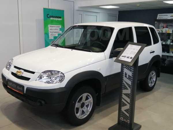 Chevrolet Niva, 2019 год, 670 000 руб.