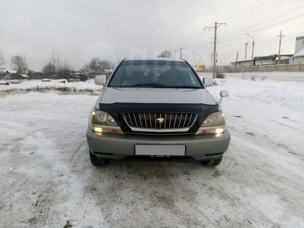 Toyota Harrier, 1998 год, 425 000 руб.