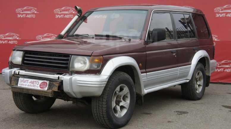 Mitsubishi Pajero, 1991 год, 155 000 руб.