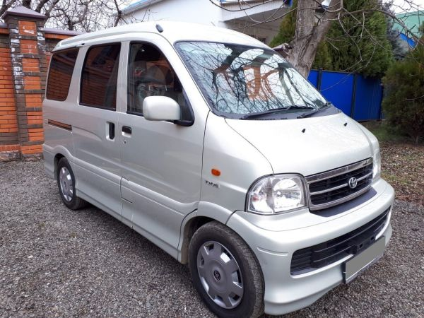Toyota Sparky, 2004 год, 300 000 руб.