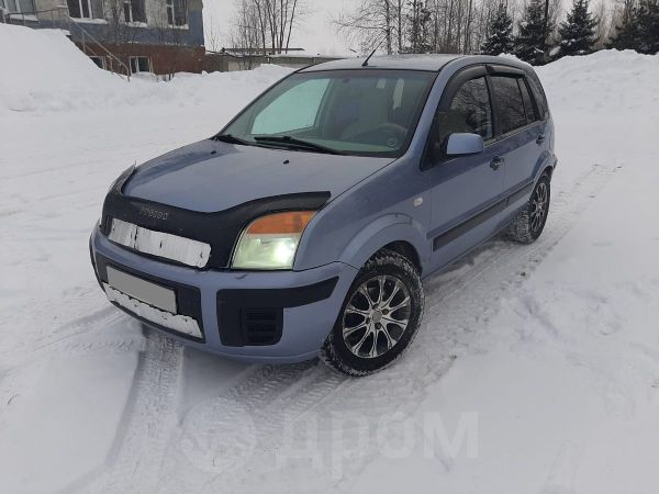 Ford Fusion, 2006 год, 250 000 руб.