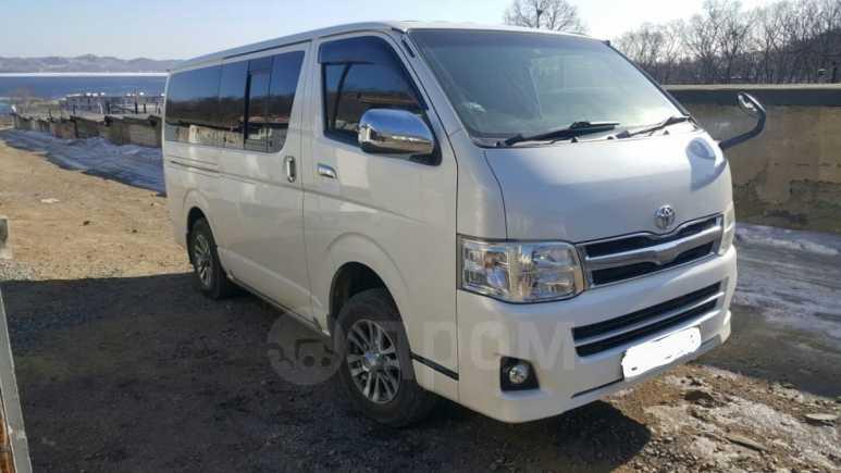 Toyota Hiace, 2011 год, 1 370 000 руб.