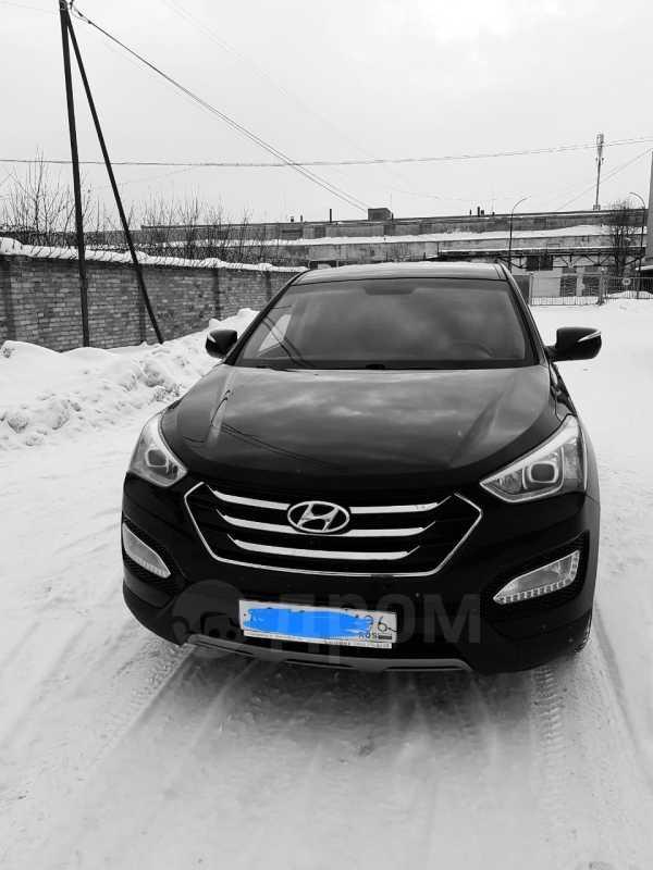 Hyundai Santa Fe, 2013 год, 1 000 000 руб.