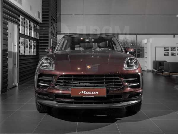 Porsche Macan, 2019 год, 4 670 741 руб.
