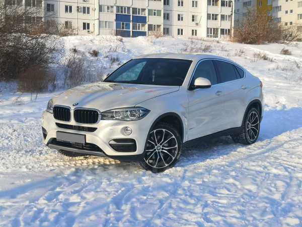 BMW X6, 2016 год, 3 100 000 руб.